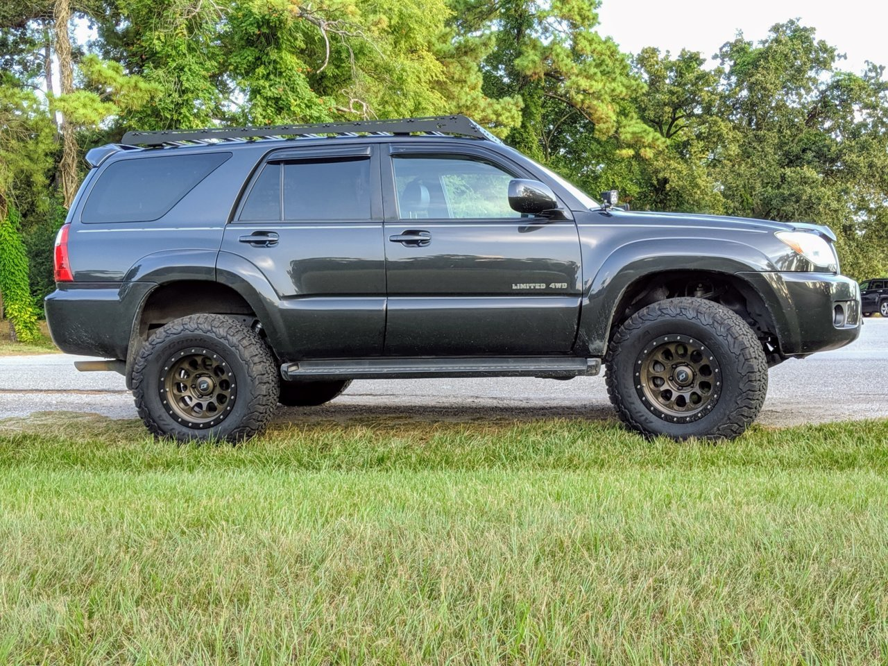 Wheels Tires On 4th Gen Toyota 4runner Forum 4runners Com