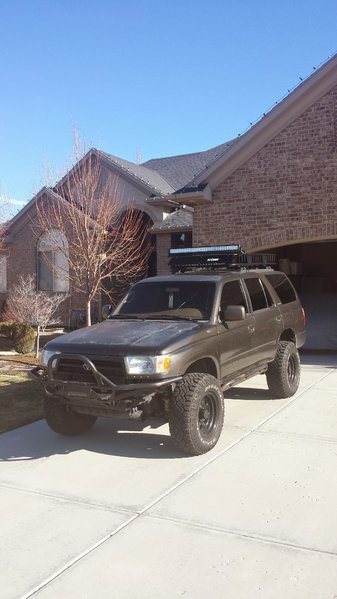 Microlander Overland 4runner Build Thread | Toyota 4Runner Forum