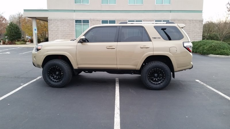 Pablo S 2016 Trd Pro Build Toyota 4runner Forum