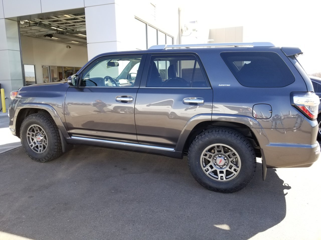 Snow Tires And Wheels For A 2018 Limited Toyota 4runner Forum 4runners Com