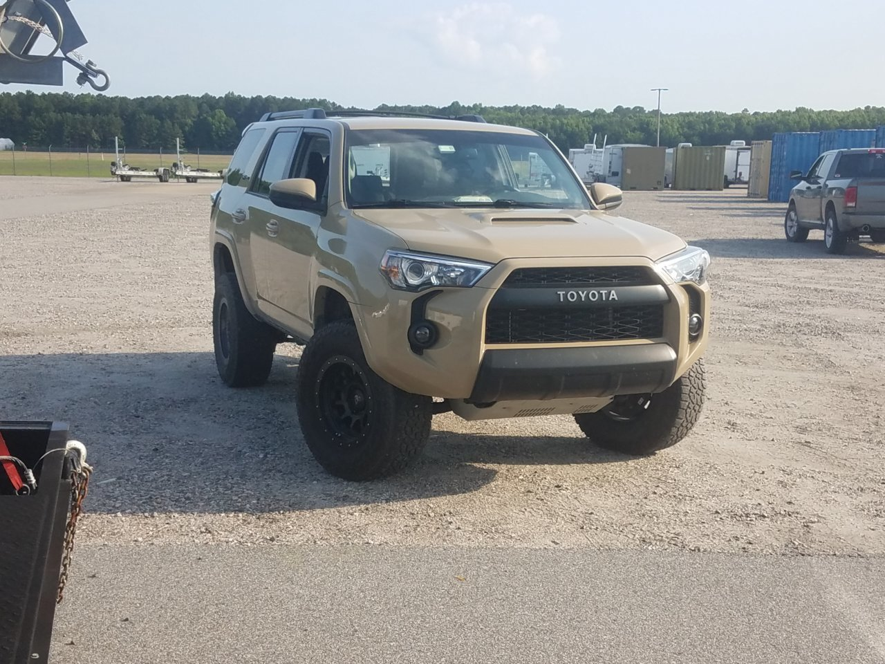 2019 Trd Pro Fox Suspension And Spacer Lift Toyota 4runner Forum 4runners Com