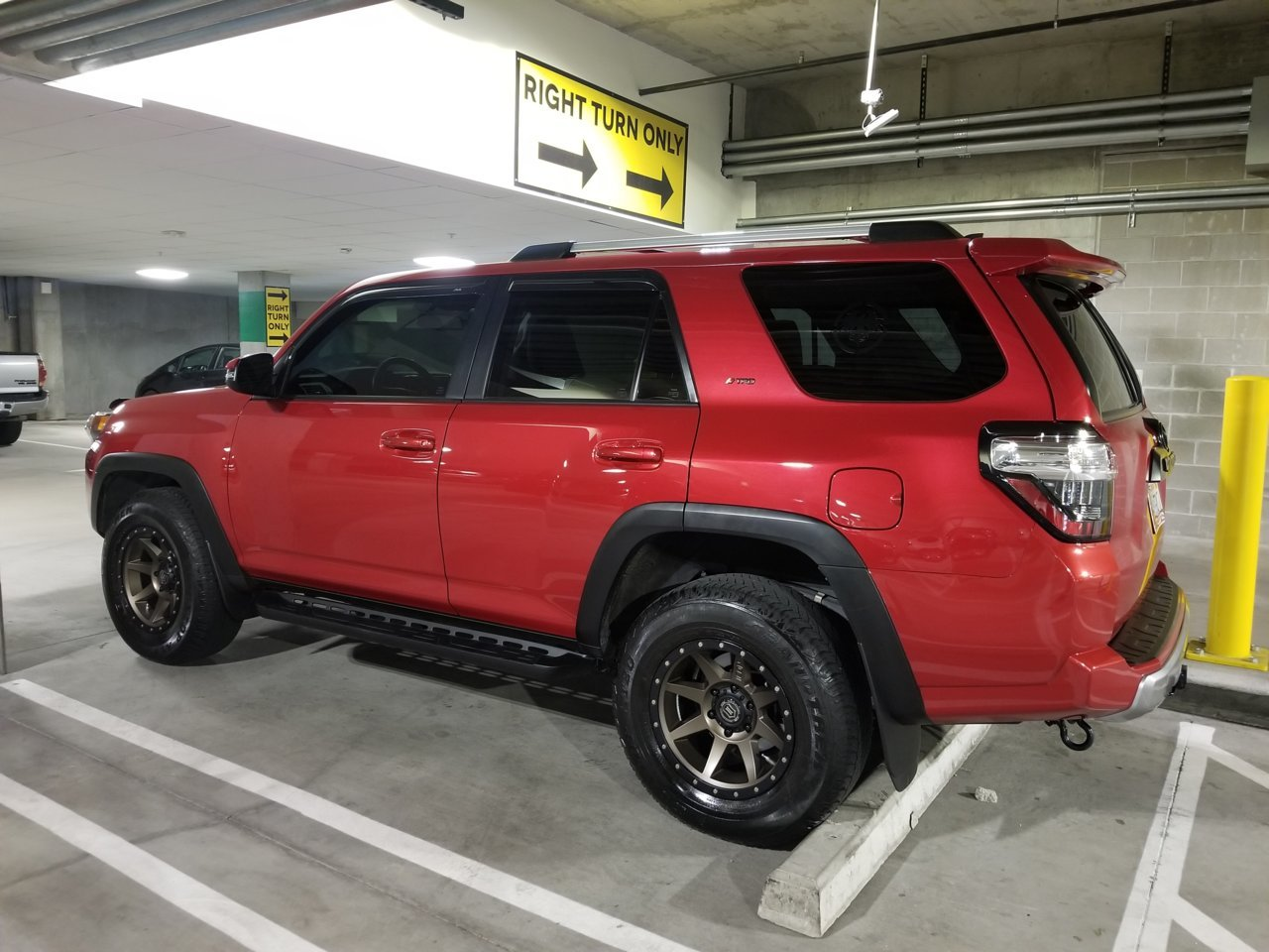Fn pro wheels or Icon rebounds wheels | Toyota 4Runner Forum
