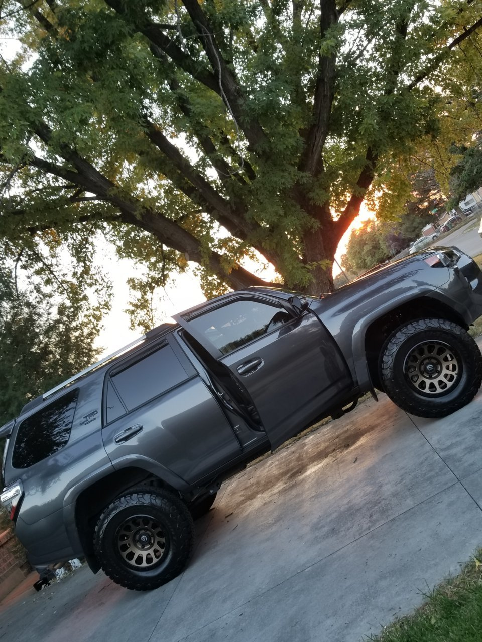 Pics With Bronze Wheels Toyota 4runner Forum 4runners Com