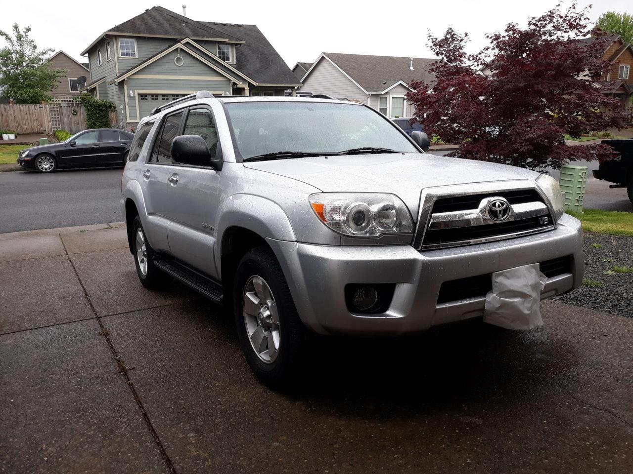 Buyer S Remorse 4th Gen 4runner Purchase Toyota 4runner Forum 4runners Com
