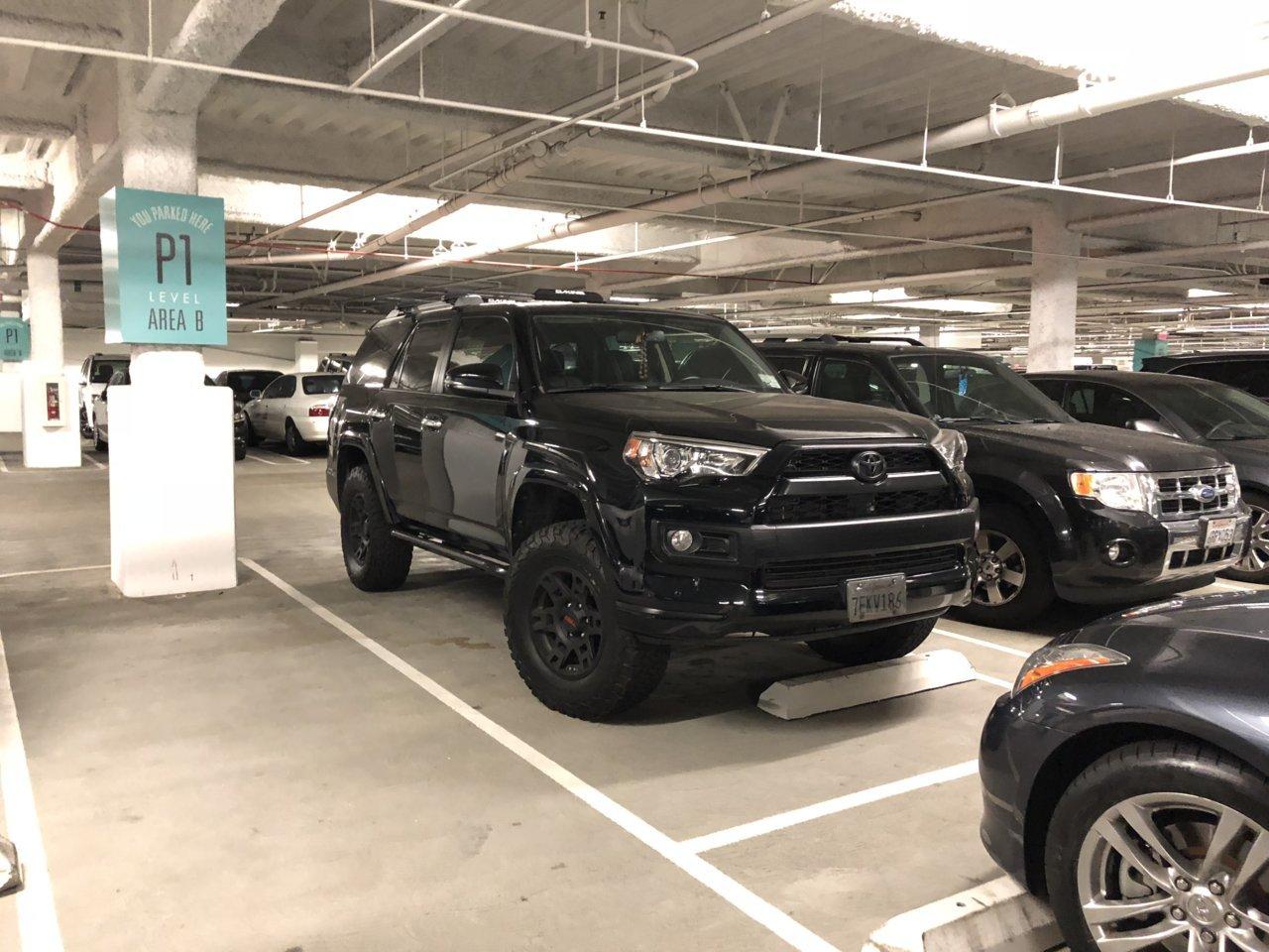 Advice On 2018 Limiteds Toyota 4runner Forum 4runners Com