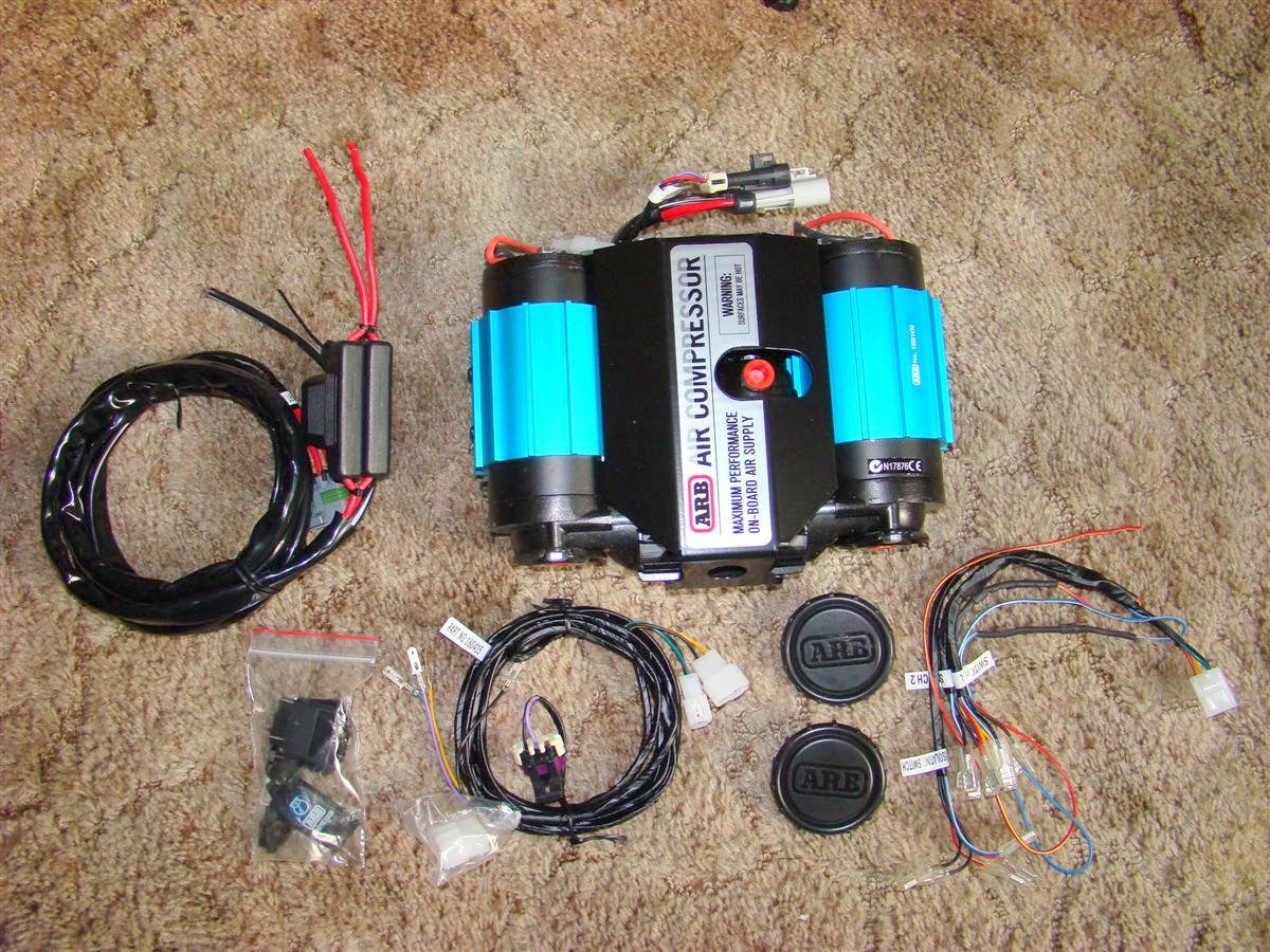 ARB twin compressor install   Toyota 400Runner Forum [400Runners.com]
