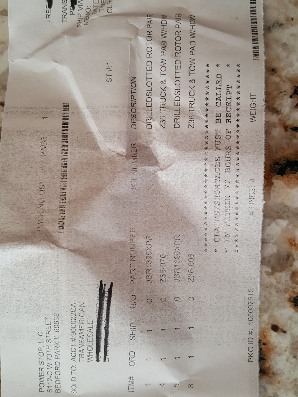 4Runner brake order list.jpg