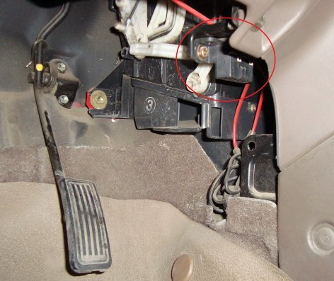 Can't locate port for OBD | Toyota 4Runner Forum [4Runners com]