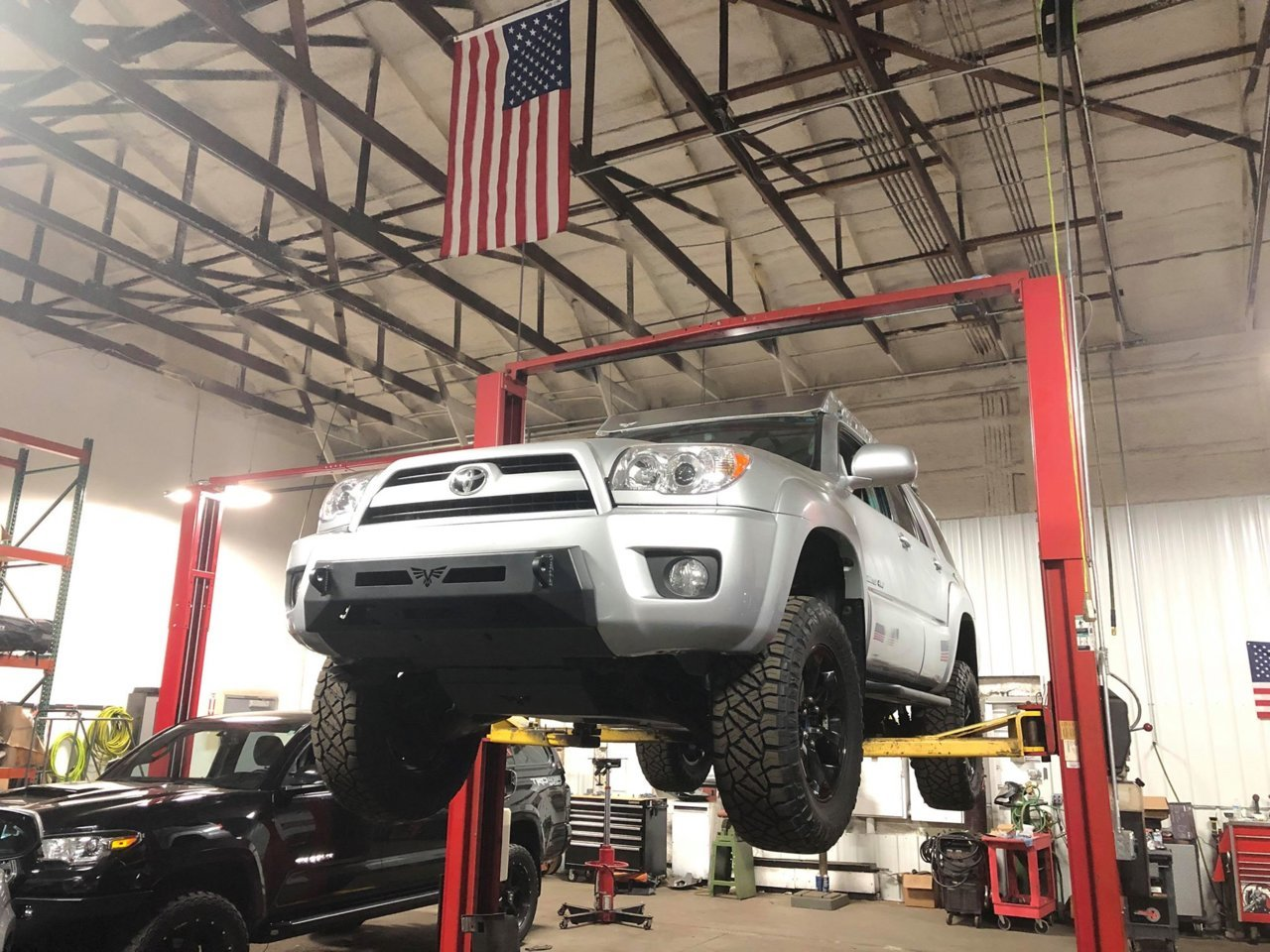 Victory 4x4 New Products Prototyping Toyota 4runner Forum 4runners Com