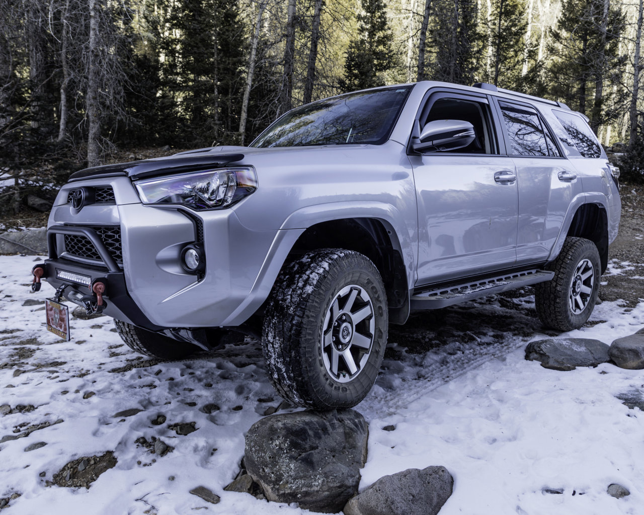 Would We Have Been Better Off Going With The Trd Pro Toyota 4runner Forum 4runners Com