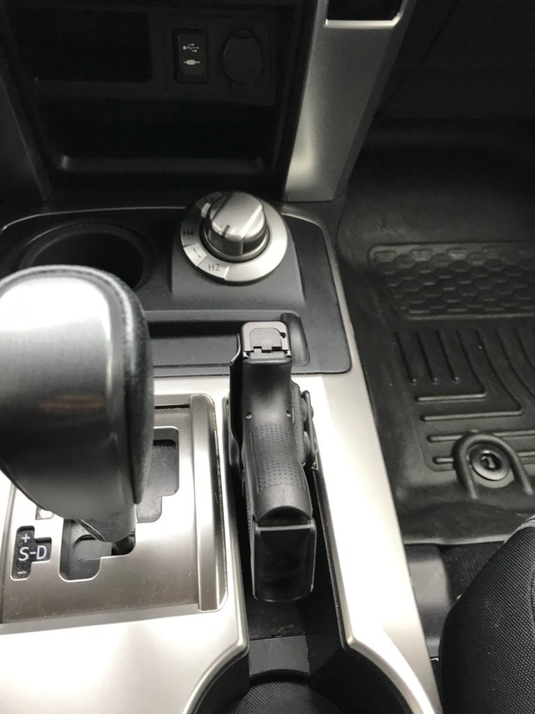 What Is It Question About Shifter Console Storage Trays Toyota 4runner Forum 4runners Com