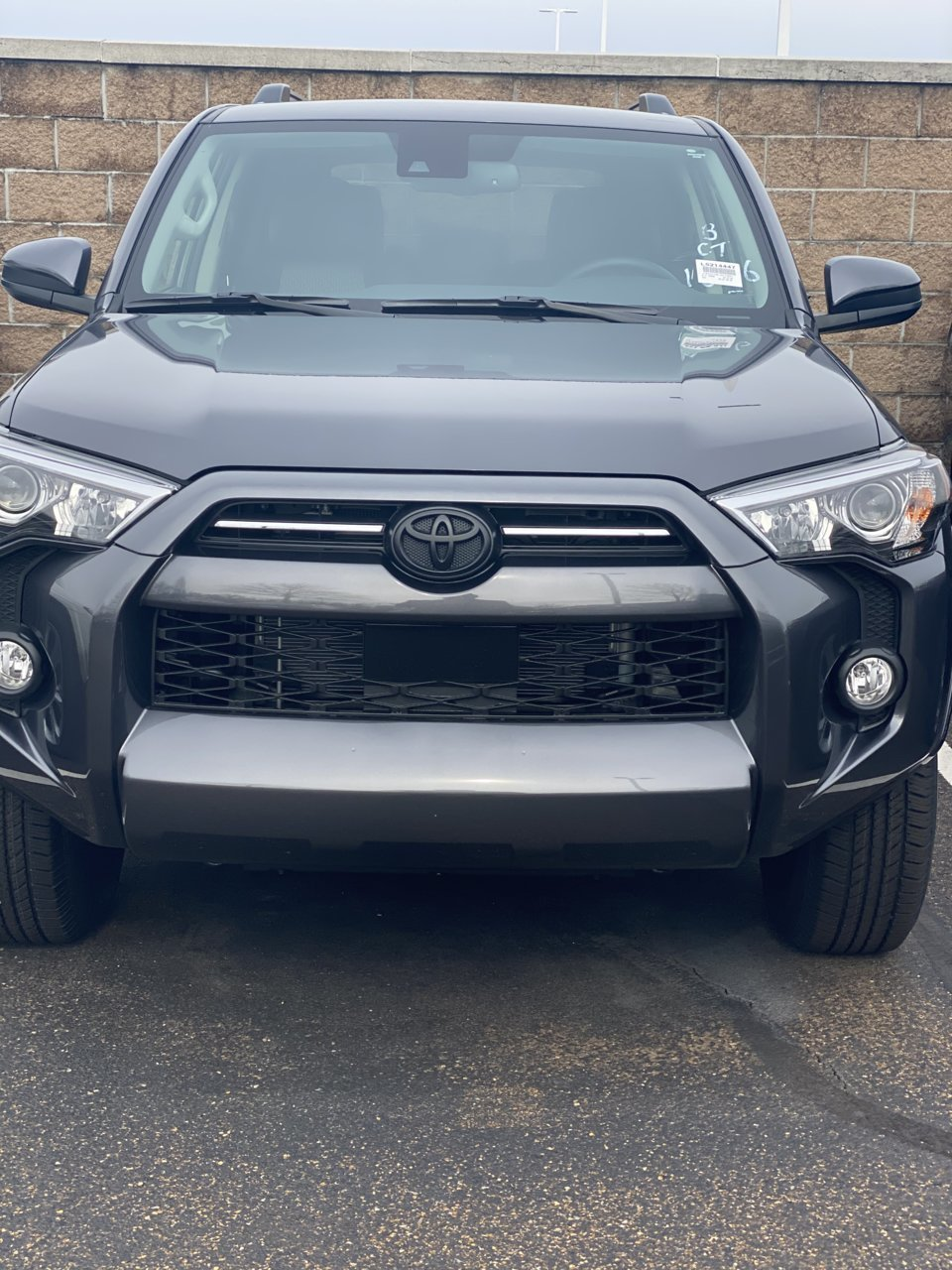 2020 Limited To Sr5 Bumper Swap Toyota 4runner Forum 4runners Com