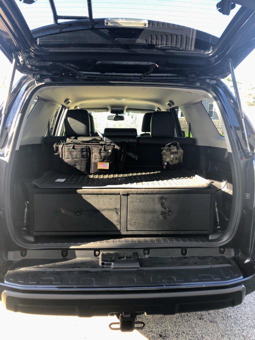 Genuine Toyota 4runner Accessories Pt311 89100 Cargo Cover