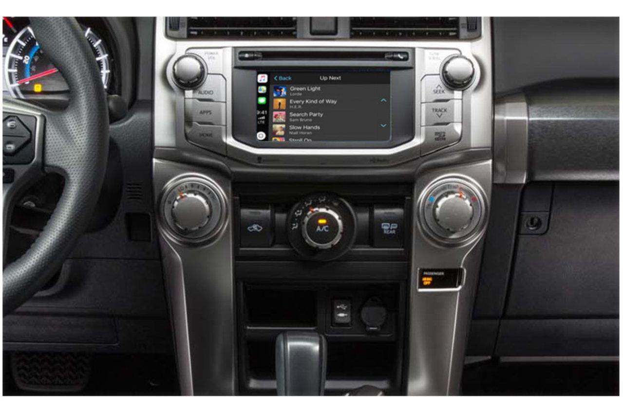 Apple CarPlay In 4RUNNER | Toyota 4Runner Forum [4Runners com]