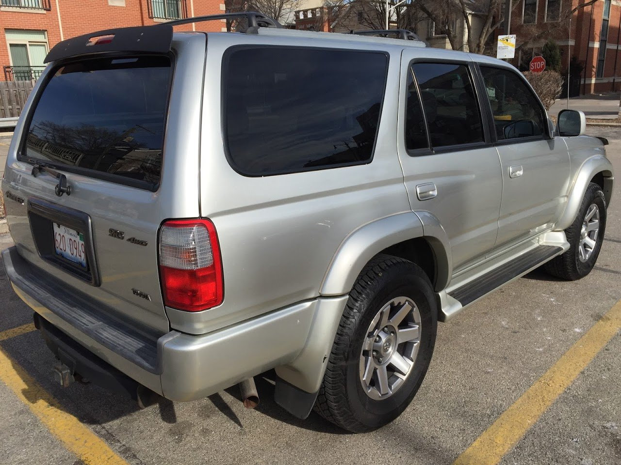 2000 Toyota 4runner Limited Owners Manual One Word Quickstart 1996 Wiring Diagram Fs Chicago Il Sr5 Highlander Edition 4x4 5 Rh 4runners Com Schematics