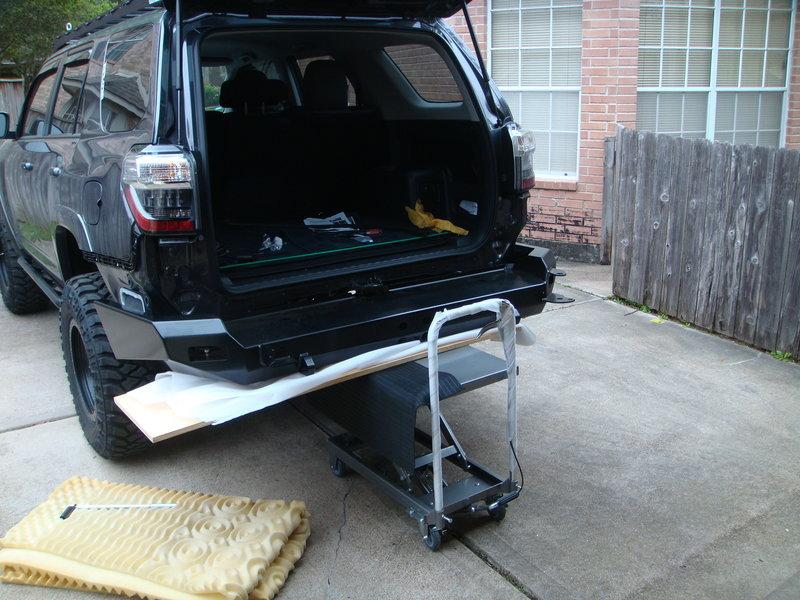 Shrockworks Bumper Install Toyota 4runner Forum