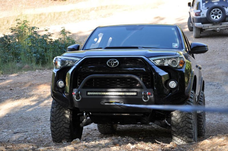 Looking For A Bull Bar For My 2016 Trd Pro Any Suggestions