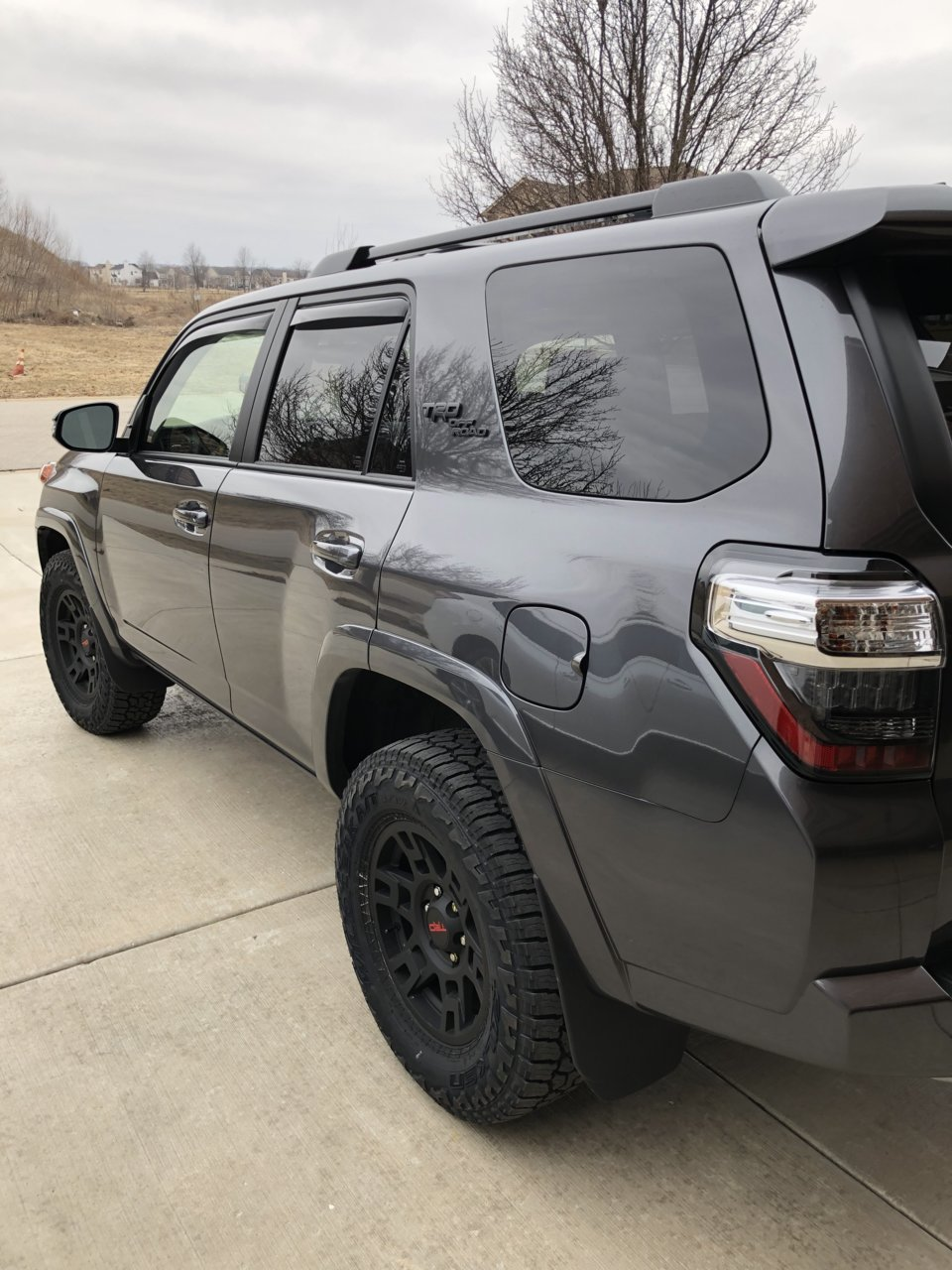 Upgrade to TRD pro wheels and tires | Toyota 4Runner Forum