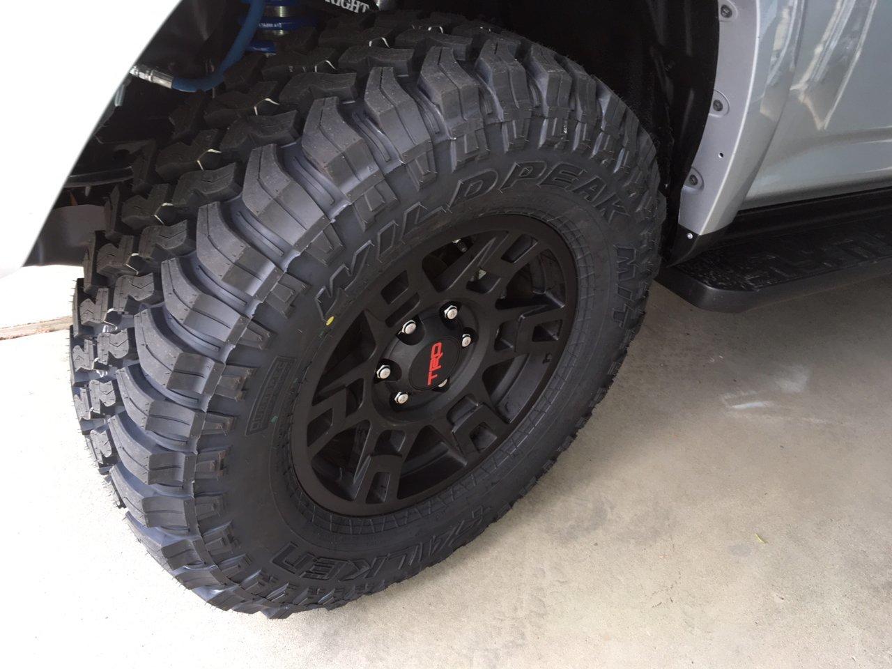 Stock Sr5 And Trd Pro Wheel 17x7 Toyota 4runner Forum 4runners Com