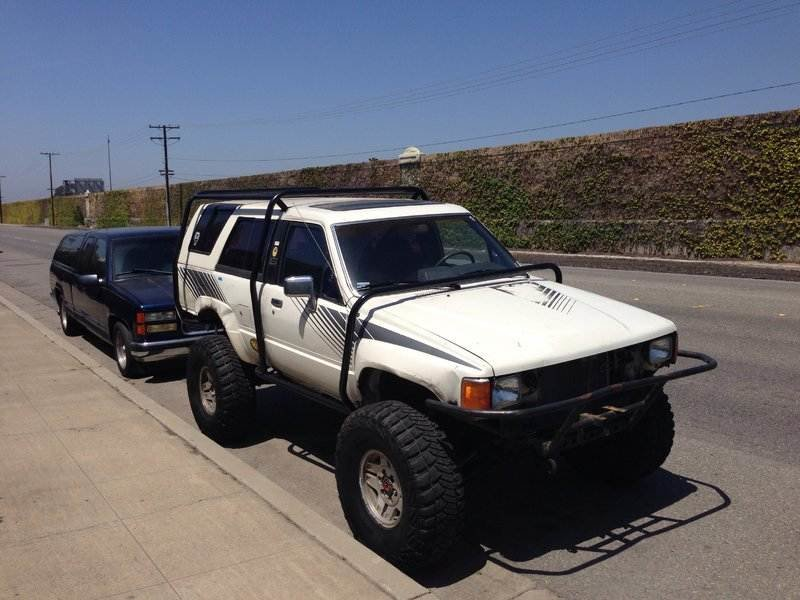 1st gen picture gallery toyota 4runner forum. Black Bedroom Furniture Sets. Home Design Ideas