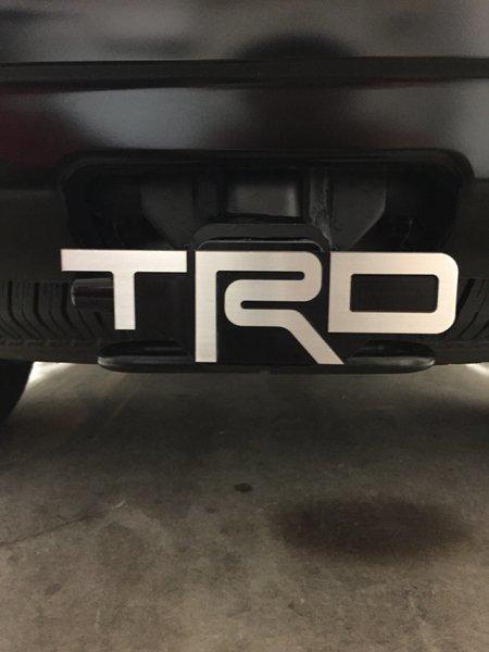 Trd Hitch Emblem Toyota 4runner Forum 4runners Com