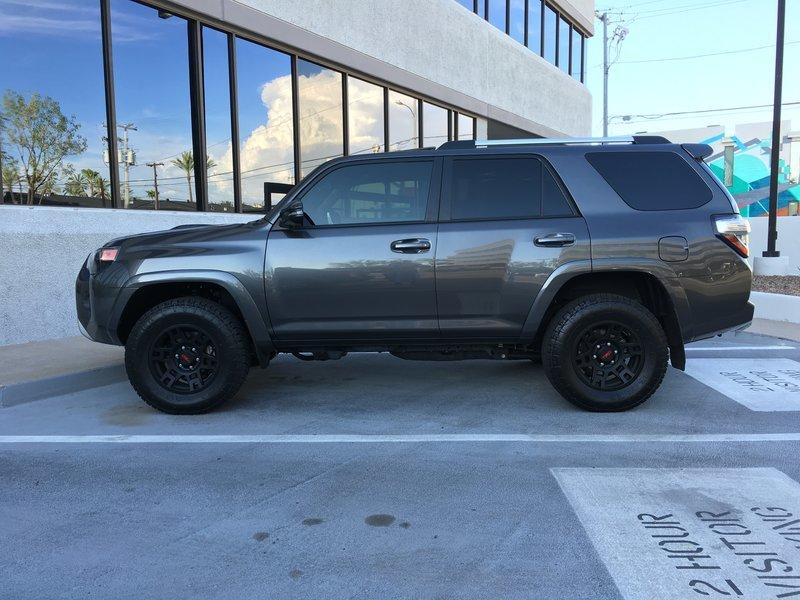 Bilstein 5100 front and rear shocks | Toyota 4Runner Forum