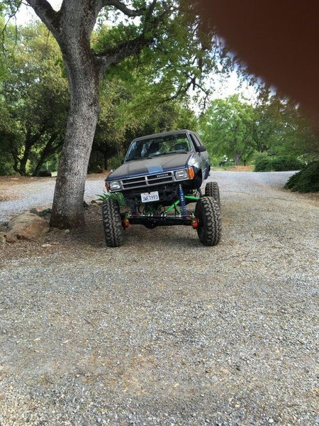 4 link suspension problems | Toyota 4Runner Forum [4Runners com]