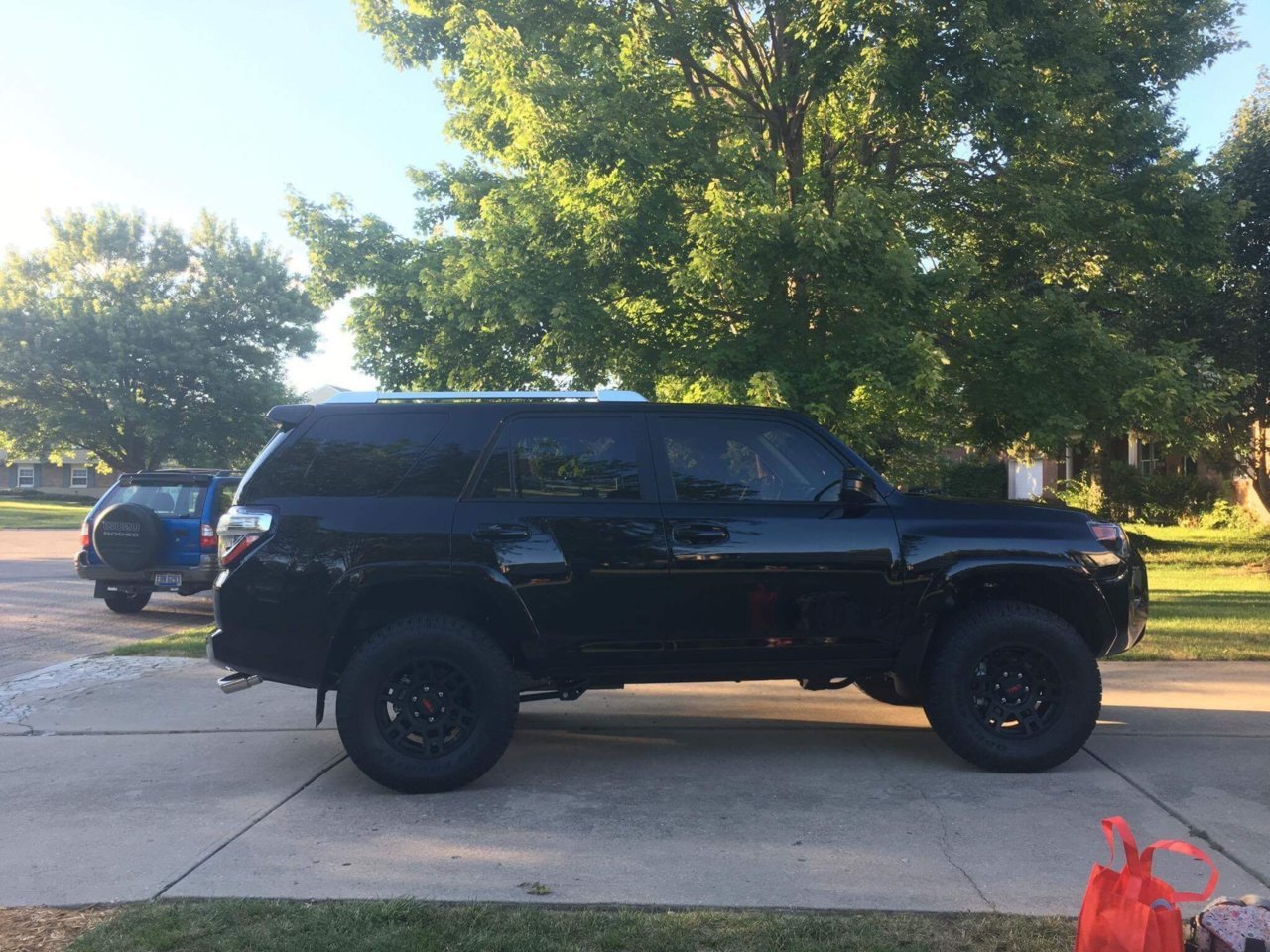 2017 Sr5 Premium With Factory Lift And 35 Tires Toyota 4runner