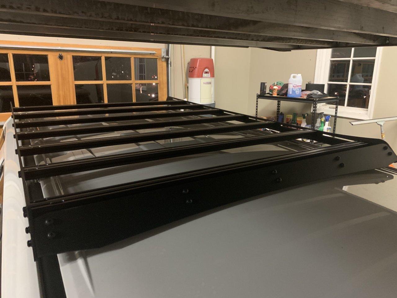 FS: Prinsu Roof Rack for 5th Gen 4Runner - $600   Toyota 4Runner
