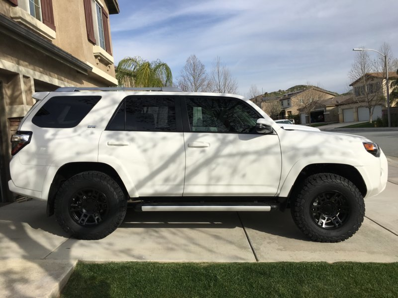Fx pro wheel toyota 4runner forum 4runners order me since i have 3rd row seating and toyota only has it available in canada and they wont ship to the us amazing customer service from fn wheels sciox Images