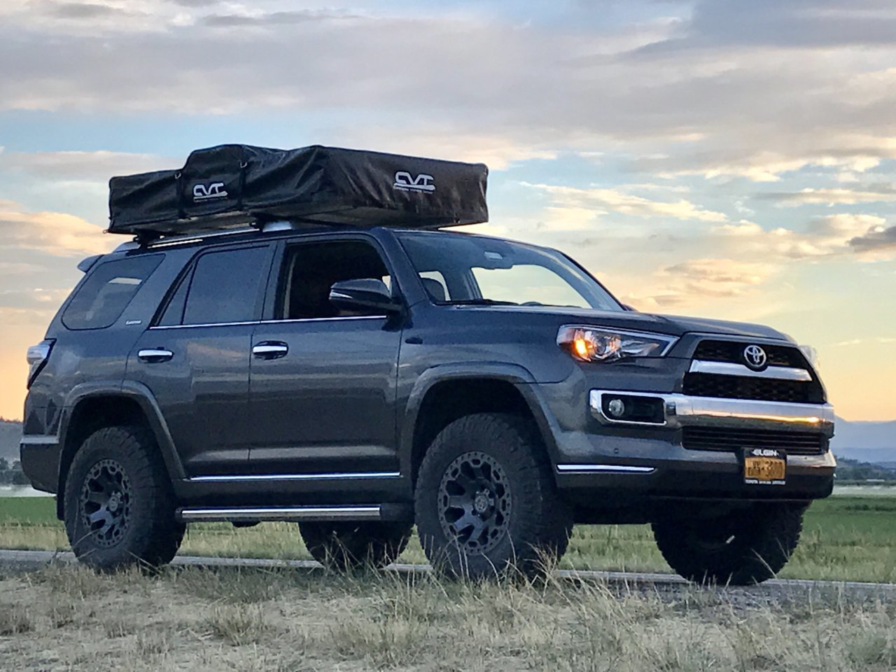 Has Anyone Done A 285 70 17 W 3 Lift On Limited Toyota