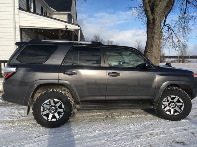 2015 4runner Sr5 T R Bf Goodrich Ko2 No Road Mileage
