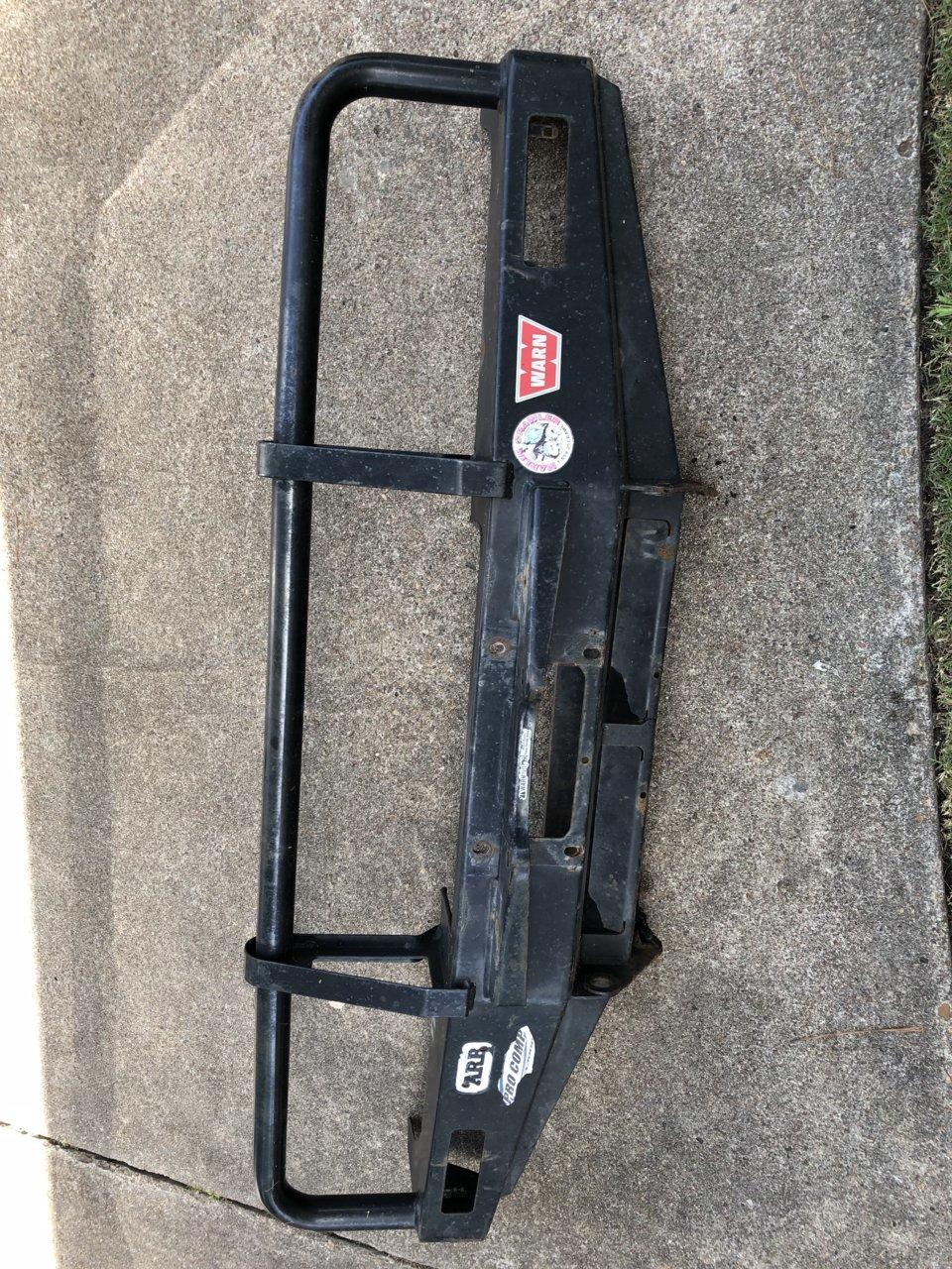 Genuine ARB front bumper for 1st Gen 4Runner for sale