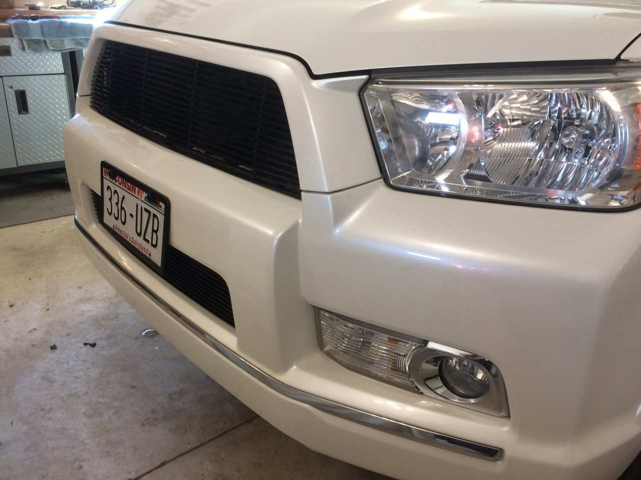 IMG_8464.jpg & Front license plate holders | Toyota 4Runner Forum [4Runners.com]