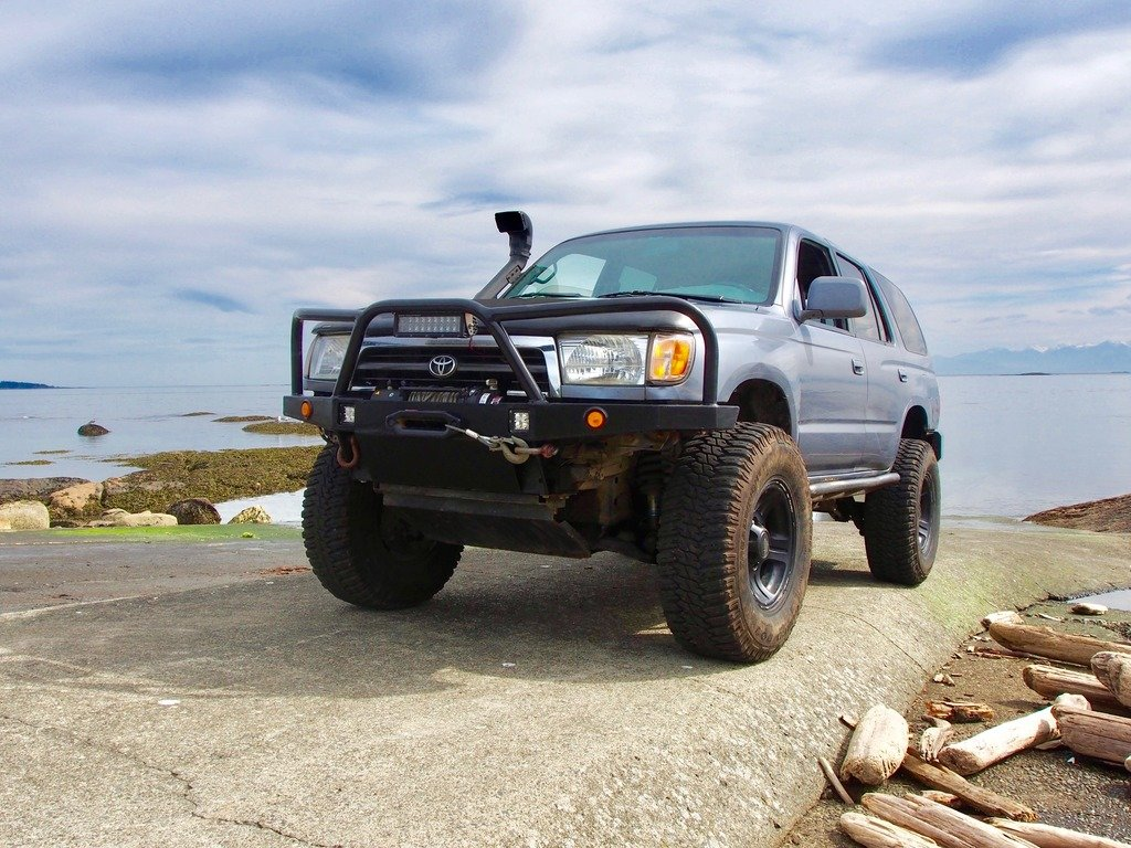 New Coastal Offroad High Clearance Front Bumper For 3rd Gen 4runner Toyota 4runner Forum 4runners Com