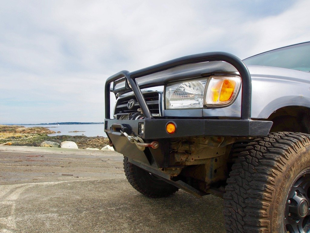 New Coastal Offroad High Clearance Front Bumper for 3rd Gen 4Runner