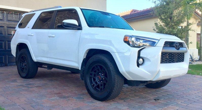 Toyota Tacoma Forum >> New TRD Pro Wheels, Black Lug Nuts and TPMS Sensors | Toyota 4Runner Forum [4Runners.com]