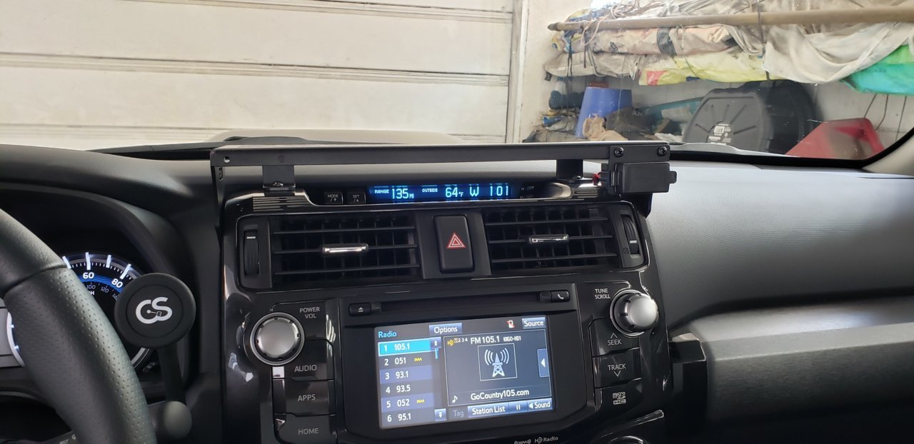 Best Phone Mount Options Toyota 4runner Forum 4runners Com