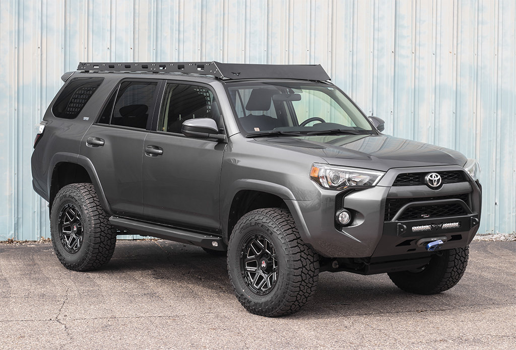 New 5th Gen Roof Rack Now Available Victory 4x4 Toyota 4runner Forum 4runners Com